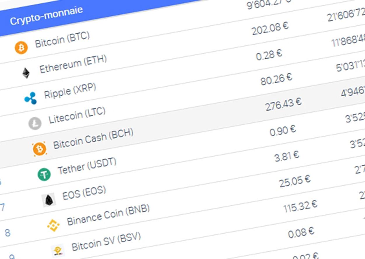 Qu'est-ce que la crypto-monnaie?