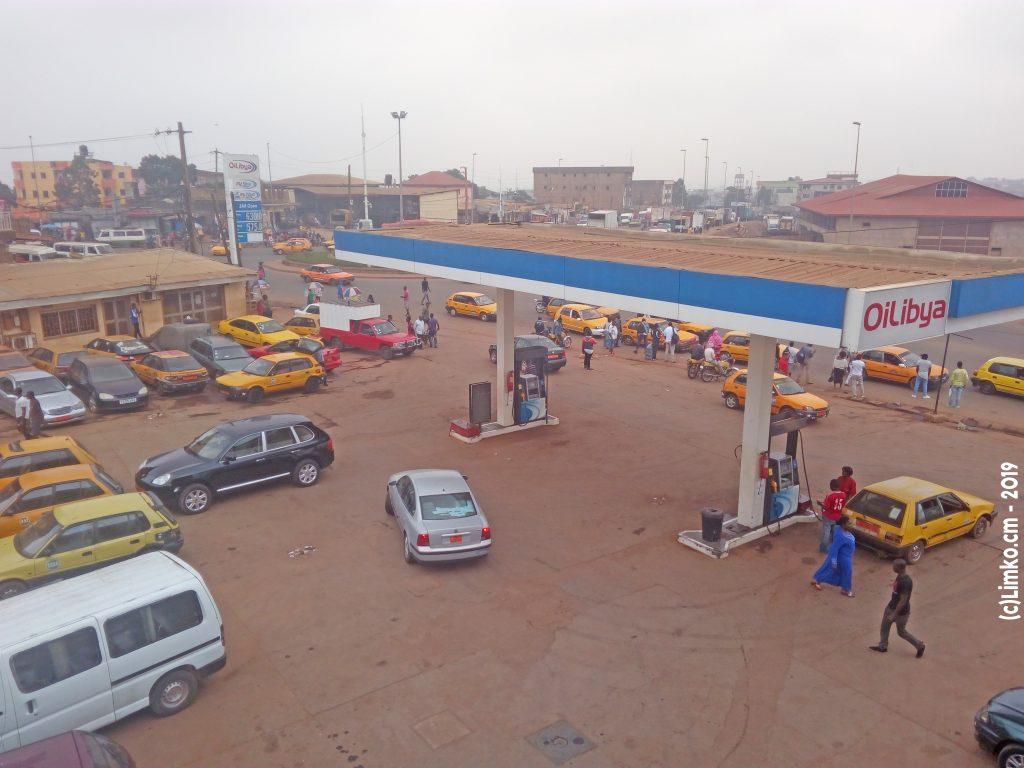 Station de Carburant. Commune de Yaounde 5