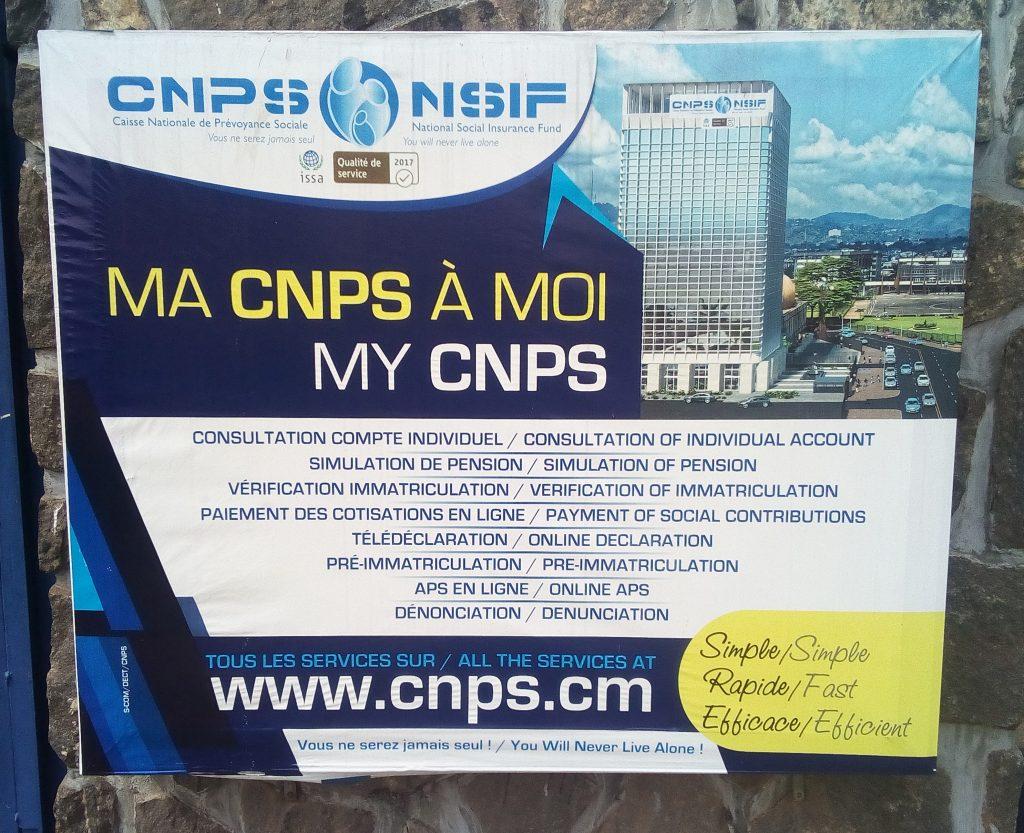 cnps E-services