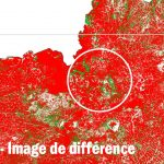 L'analyse de l'image de différence en télédétection ou la Change Detection Image Analysis