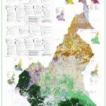 La carte phytogéographique du Cameroun de René LETOUZEY en téléchargement