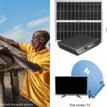 Comment les services de la téléphonie mobile contribuent à favoriser l'accès à l'énergie électrique par kits solaires ?